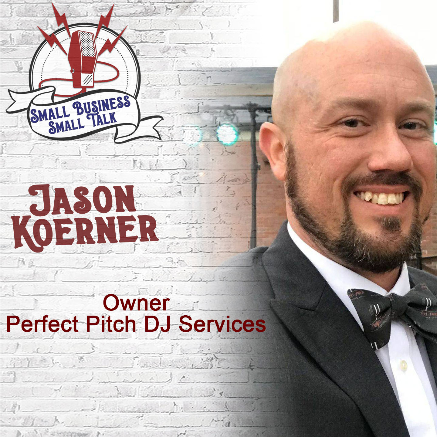 Standing Out in the Crowd & Having Fun In Your Business – Jason Koerner of Perfect Pitch DJ Services