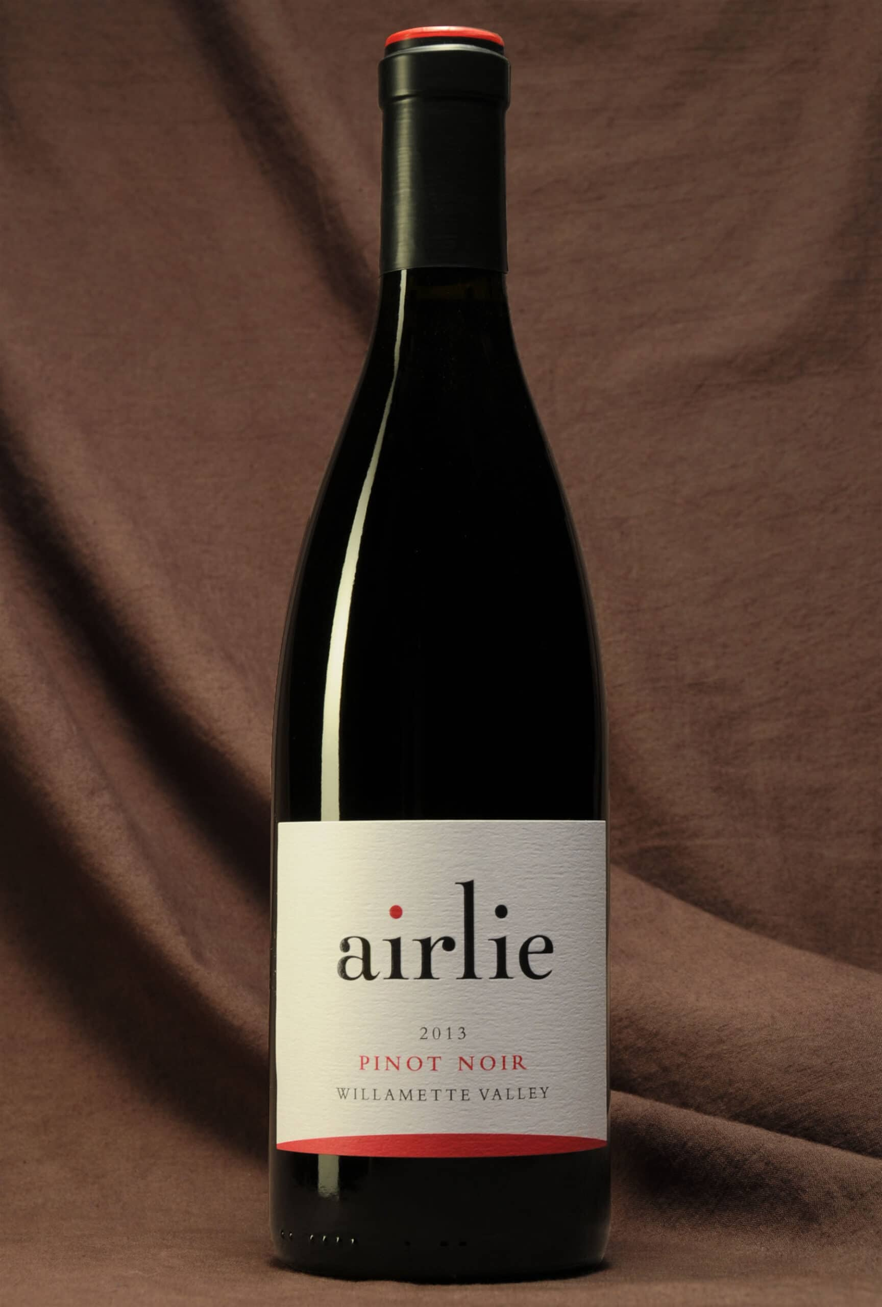 Airlie Winery wine bottle