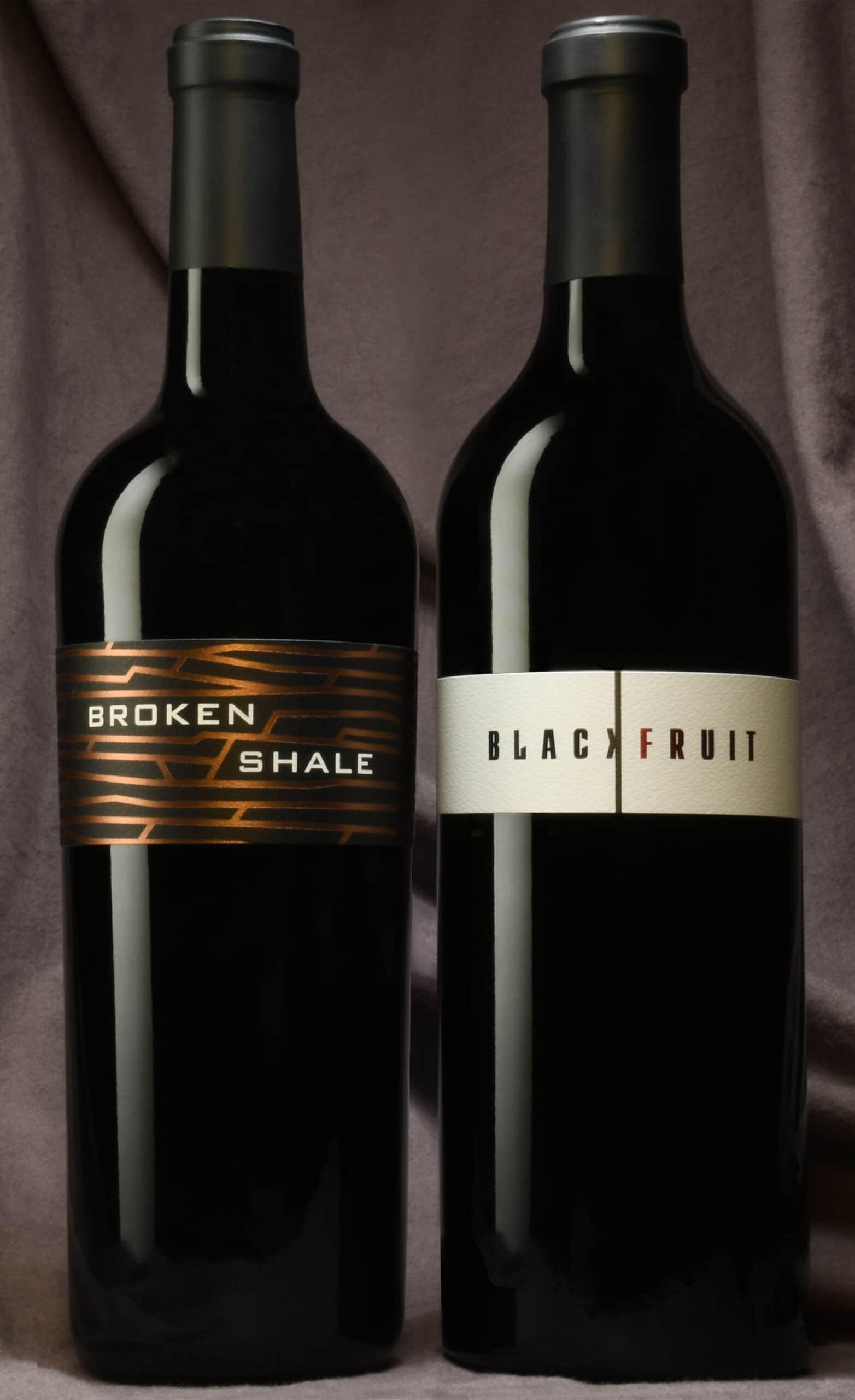 Cardano wine bottles