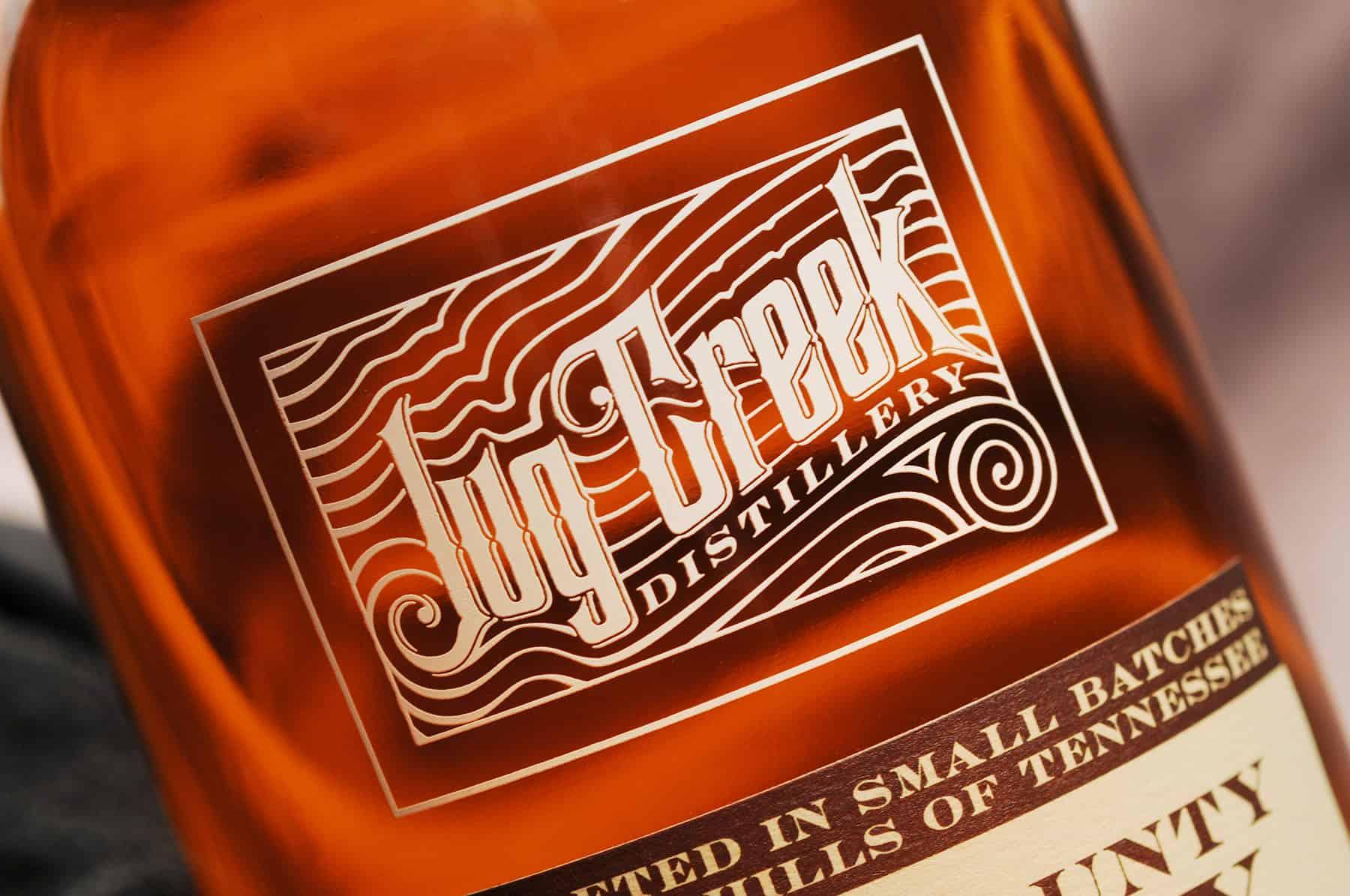 Jug Creek logo closeup