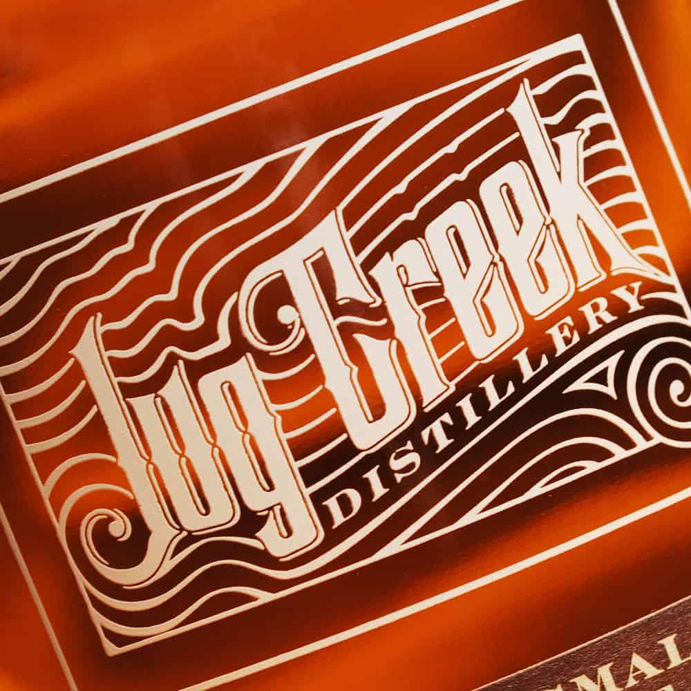 Jug Creek logo close up