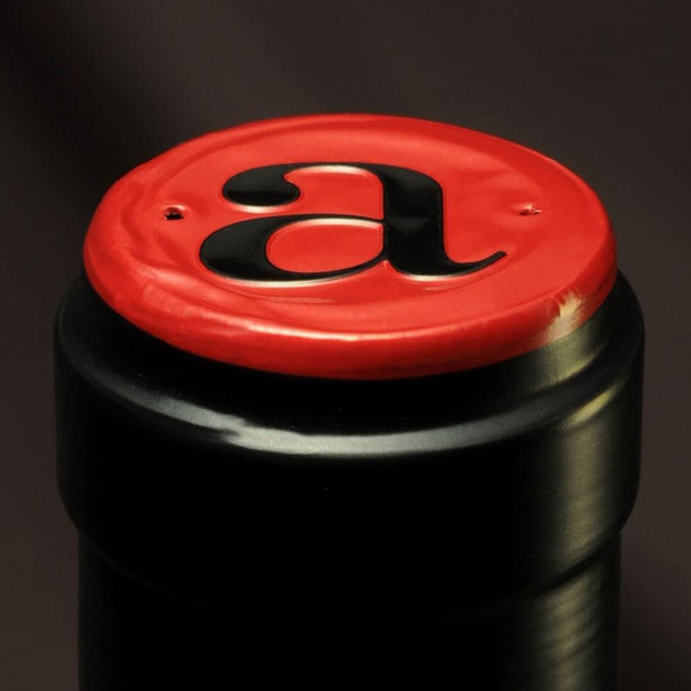 Airlie Winery capsule design