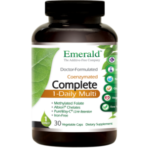 Emerald Labs Complete 1-Daily (30) Bottle