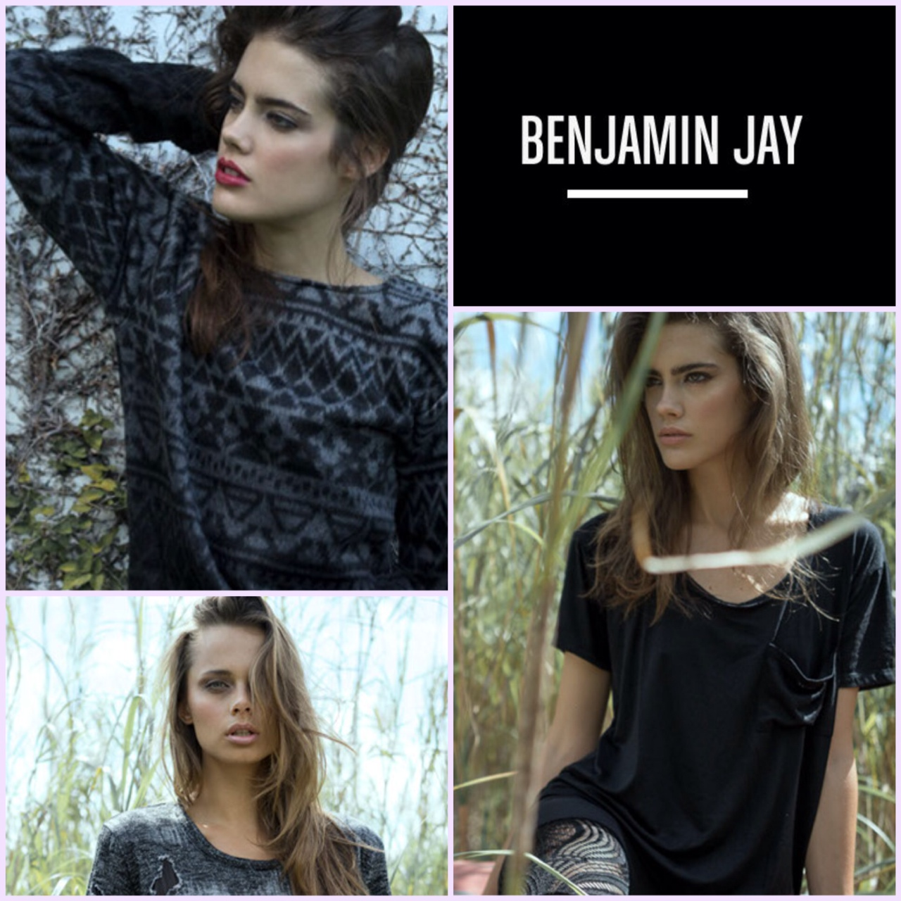 Benjamin Jay Look Book