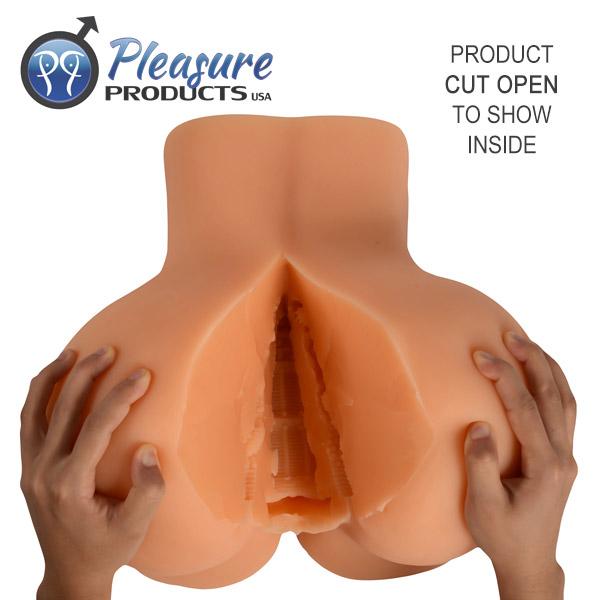 Janice Nice Ass Vagina and Anus Sex Toy