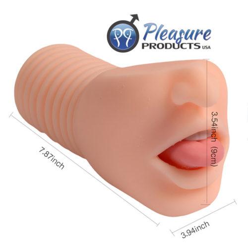 Tongue Temptation Oral Sex Toy