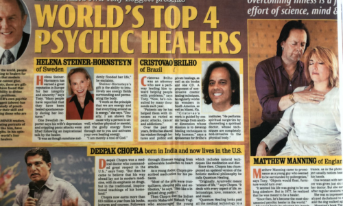 Worlds Top Psychic Healers