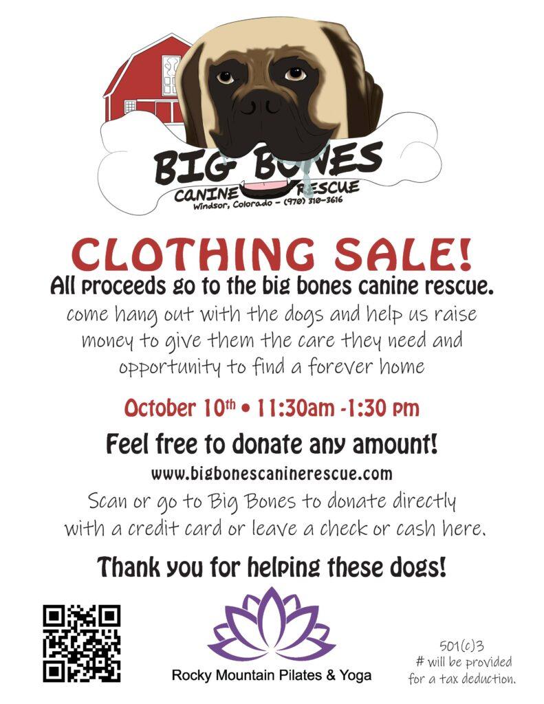 Big Bones Clothing Sale