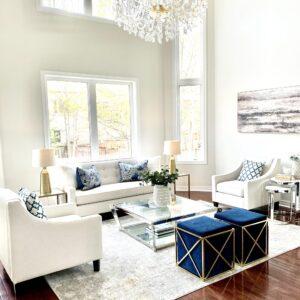 Living Room 60 Estate Garden