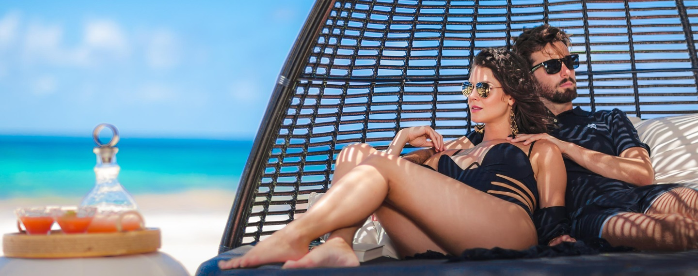 Relax at Sandals Resorts