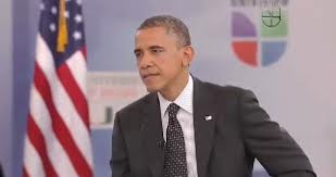The Obama Spine…