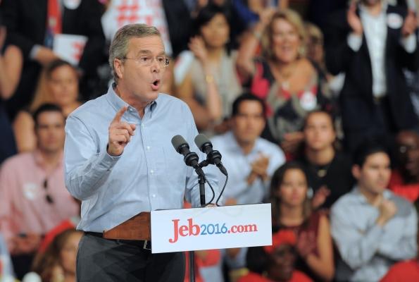 "Jeb Bush Makes It Official – ""I will run to win"""