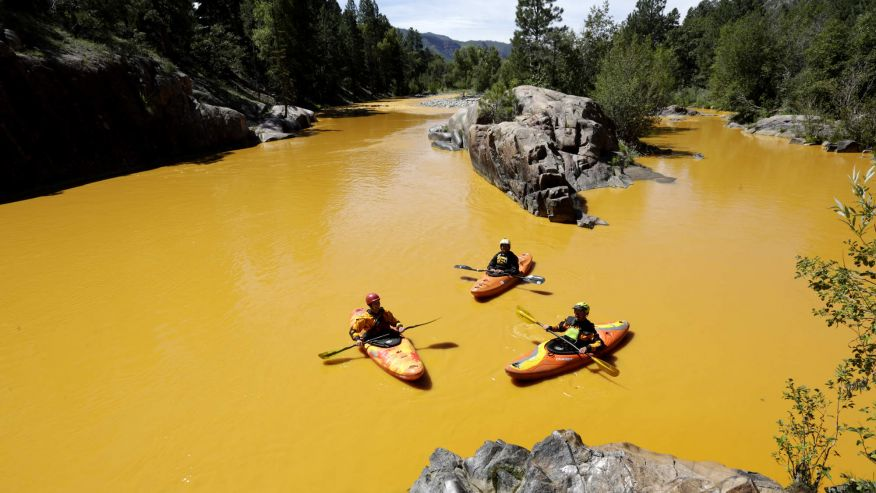 Geologist Predicted EPA Project That Caused Toxic Spill Would Fail – Offered Warning