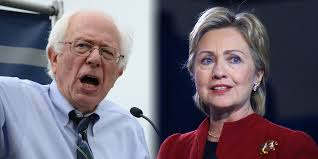 Hillary Comes Out Swinging & Bernie Steals Shows With Email Question