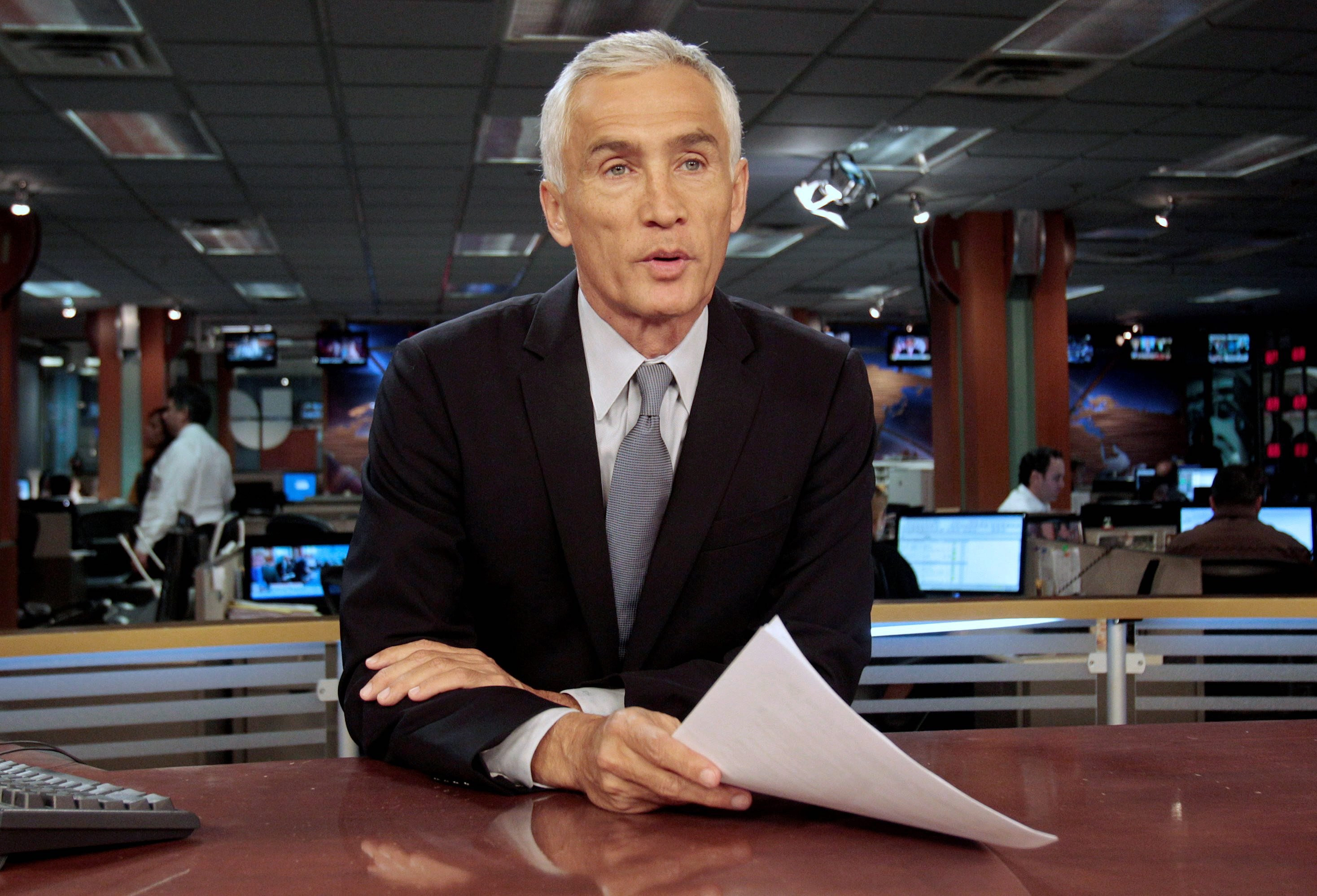 Jorge Ramos Says: He Doesn't Want To Be Trumps Friend