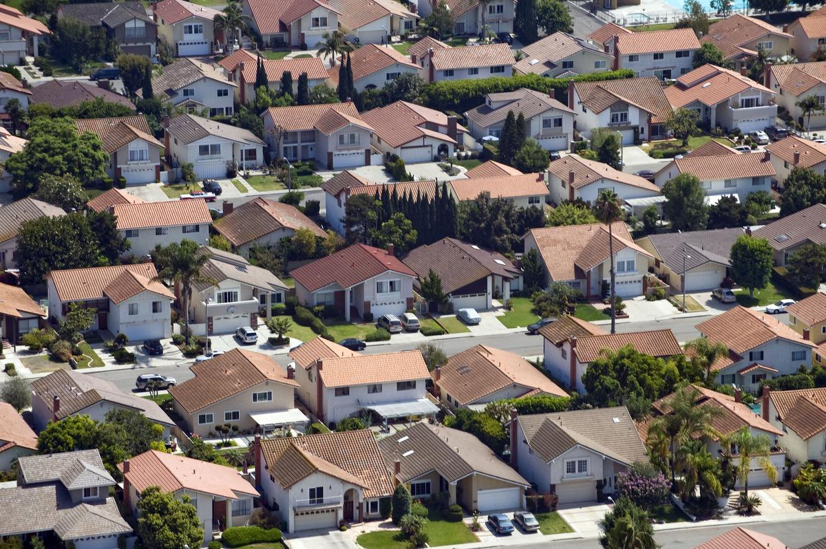 Many People in California Cannot Afford a Median-Priced Home