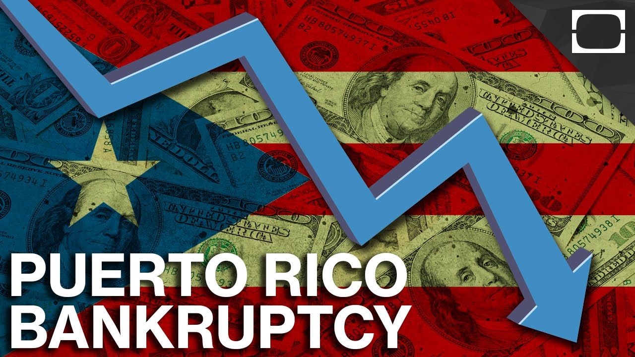 Puerto Rico has Filed what is Expected to be the Largest Local Government Bankruptcy in U.S. History