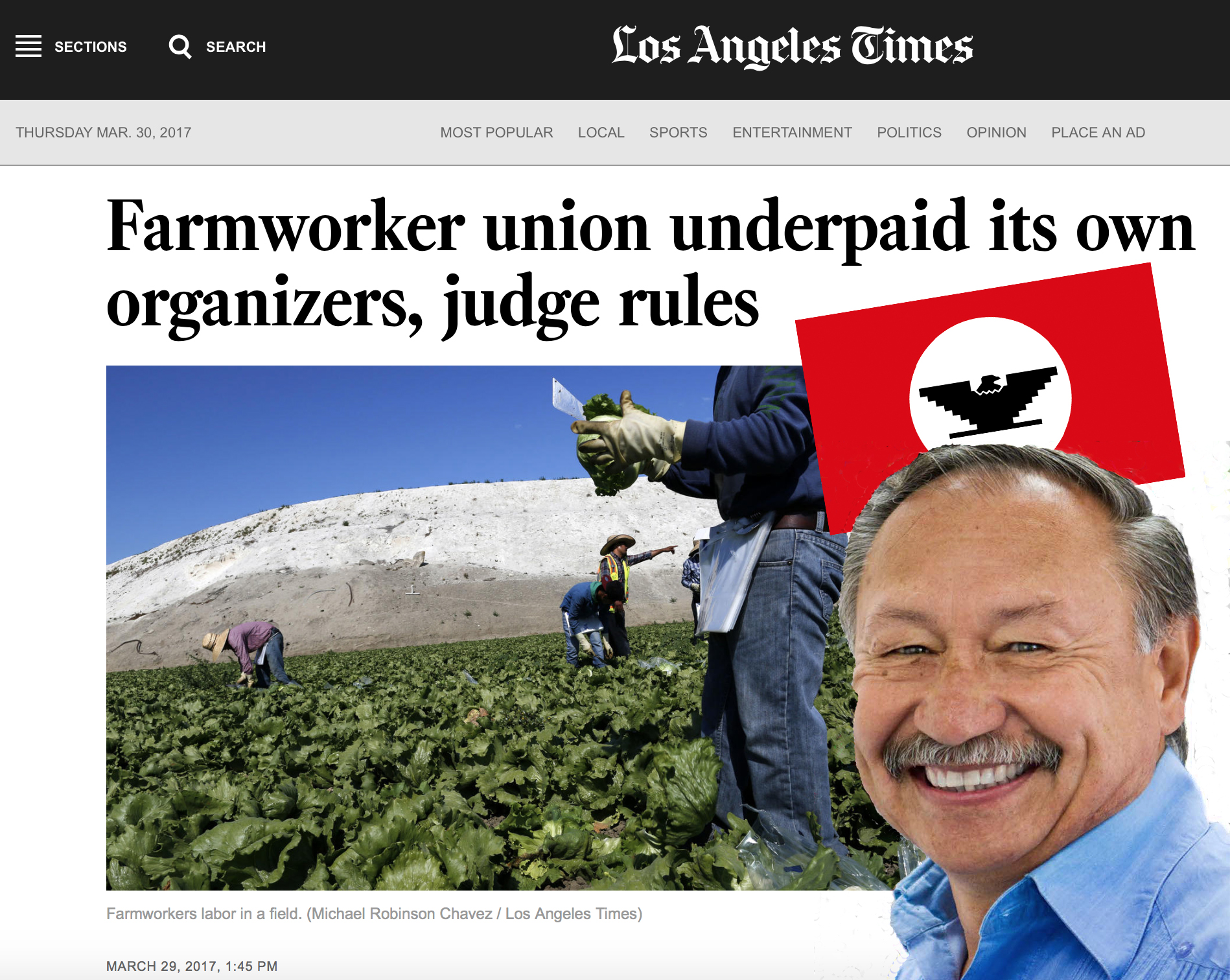 The UFW's Crisis of Overtime Credibility