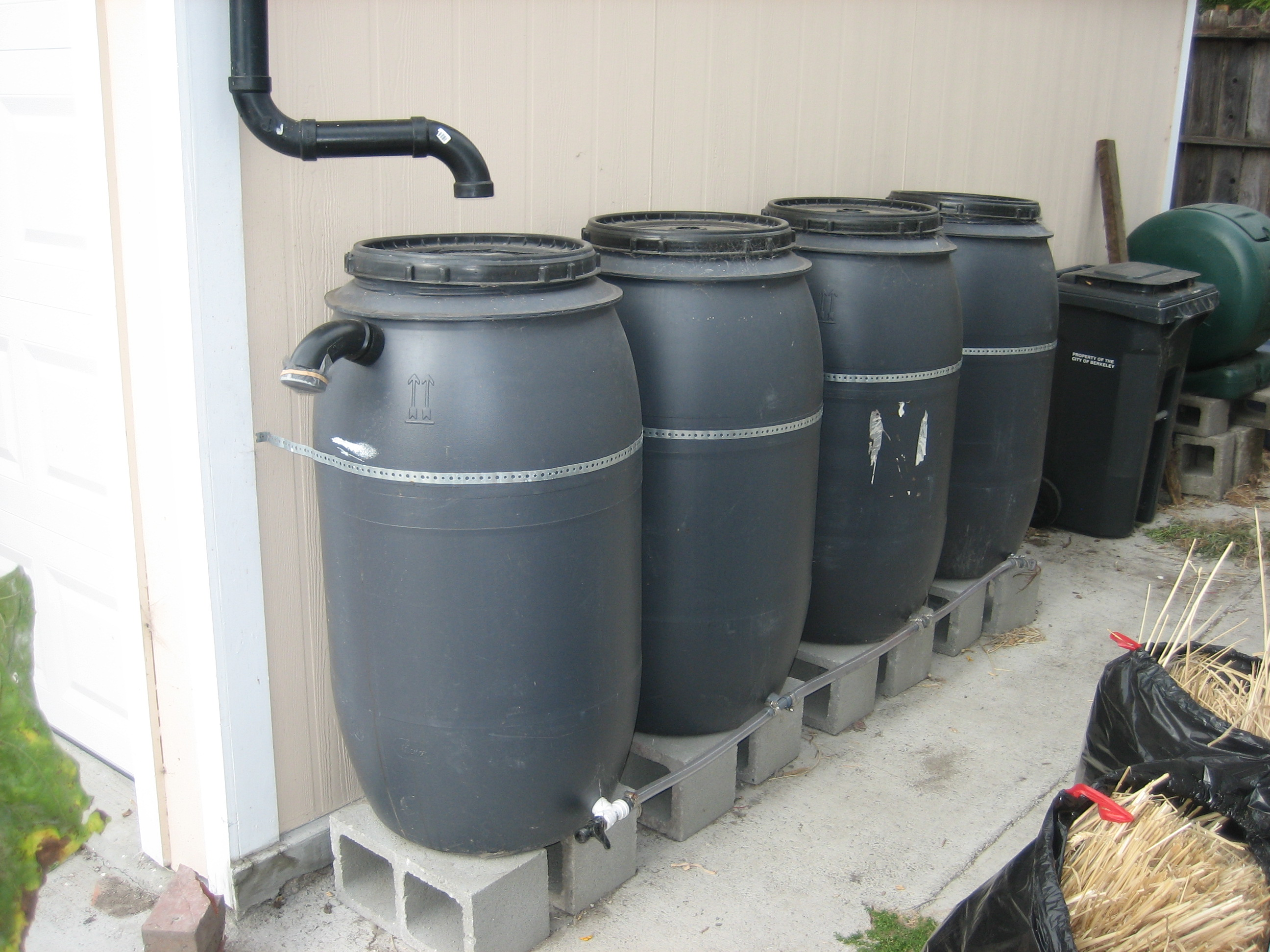 Bill Looking to give Homeowners a Tax Break to Capture Rainwater in their Backyards