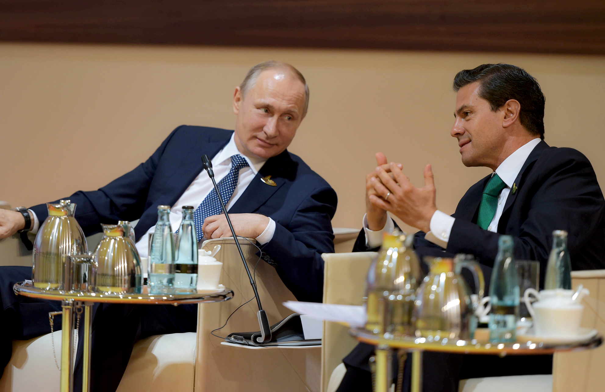 U.S. sees signs of Russian involvement in Upcoming Mexican Election