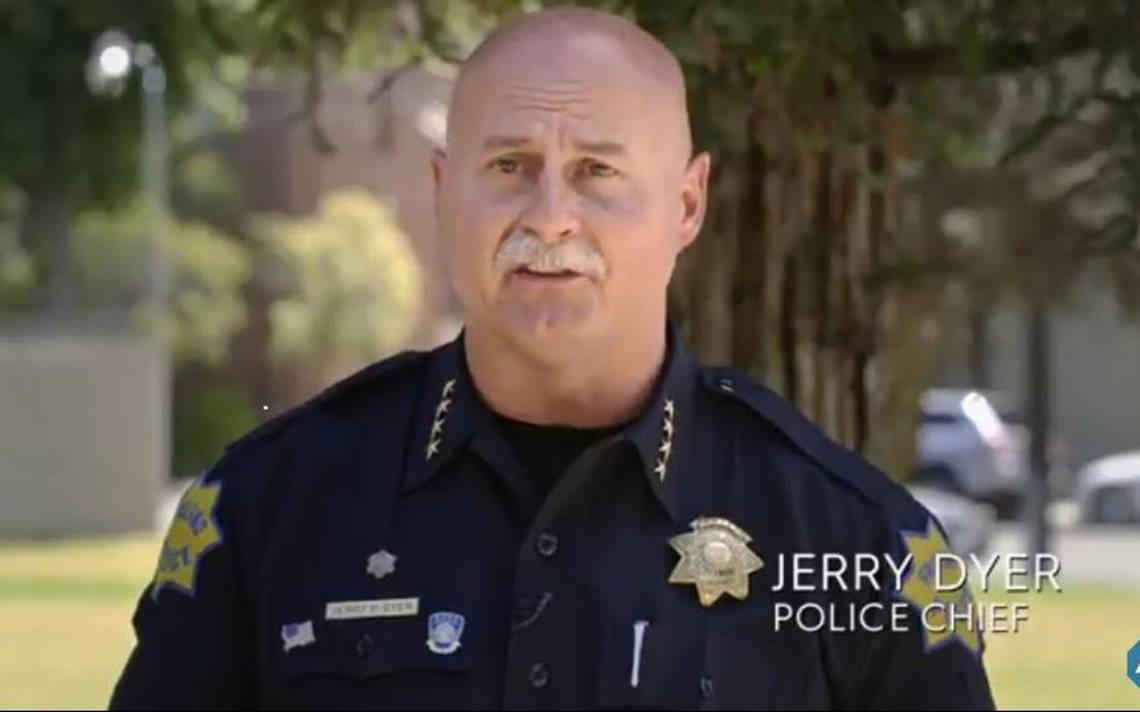 Fresno Police Chief Jerry P. Dyer Speaks Out Against Criminal Justice Reform
