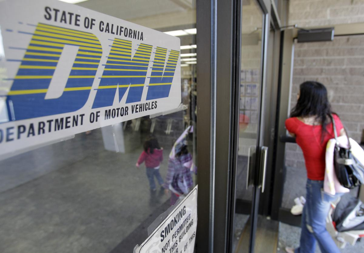 Audit finds that California DMV Worker slept on the job for three years