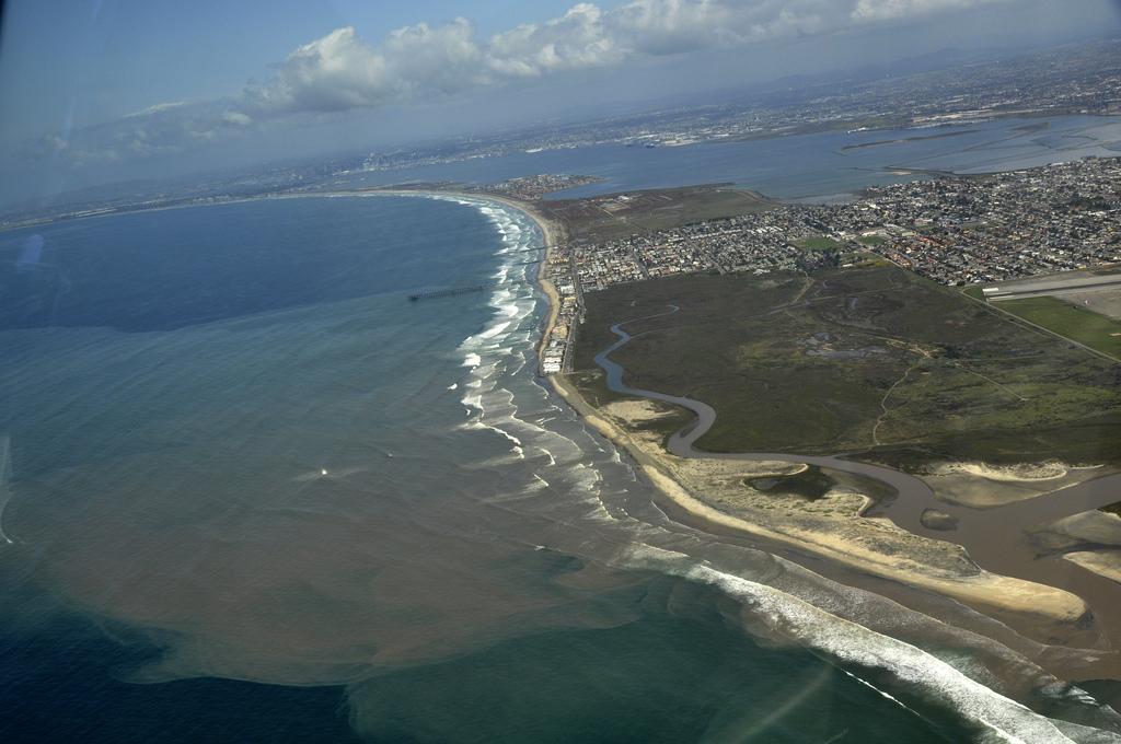 Cross-Border Sewage flow has California Legislators Asking for more Resources