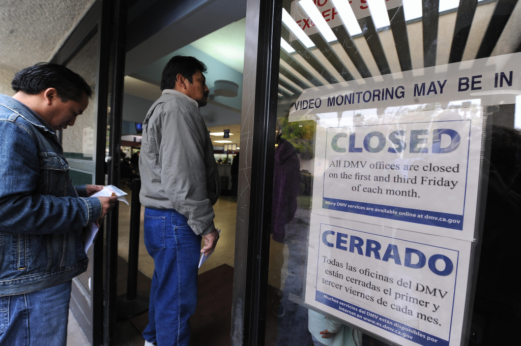 California Driver's License Program for Undocumented Immigrants Exceeds 1 Million Drivers