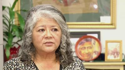 First Female UFW President to take over Starting this December