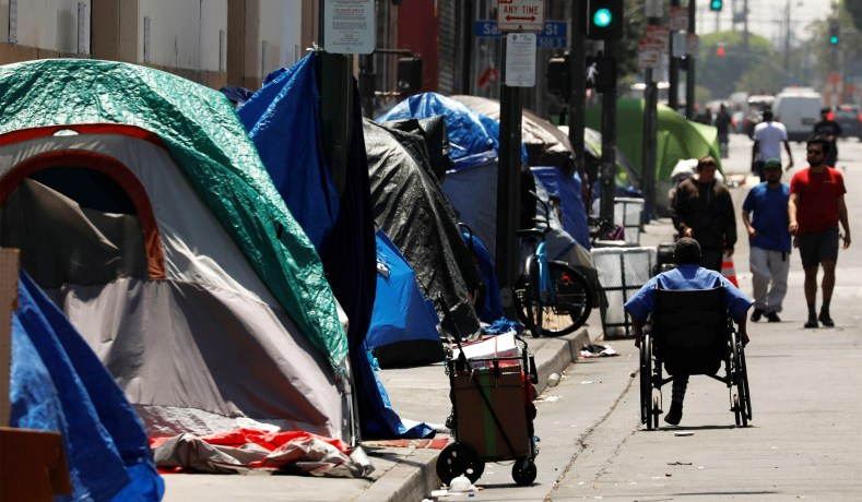 Los Angeles Audit Suggests Spending Money on Shelters