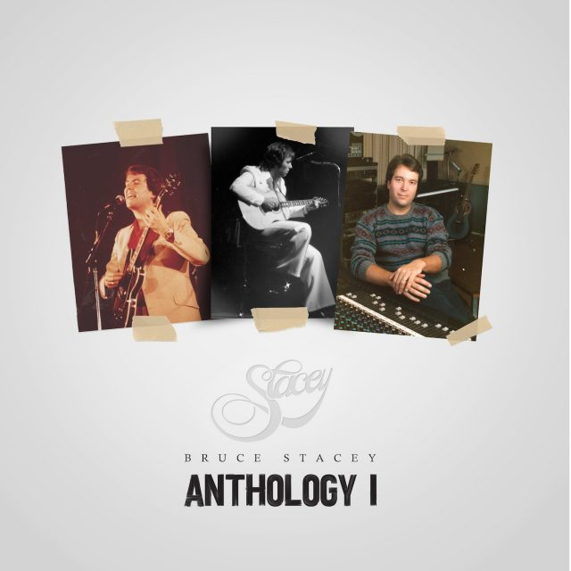 Bruce Stacey Anthology Album Cover