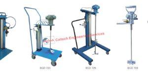 BGD 720 Air Pneumatic Mixer