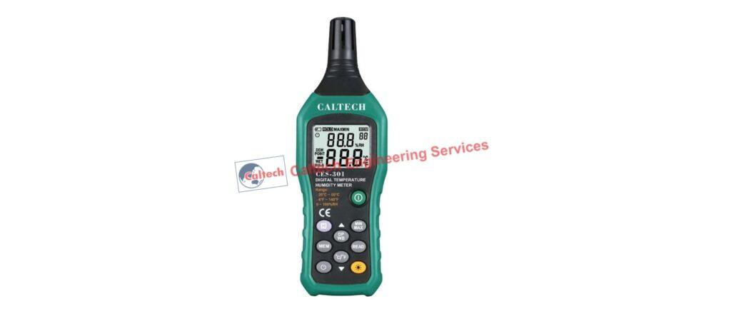 Digital Psychrometer-Dew Point Meter - CES-301