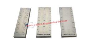 Hegman Gauge - Caltech India