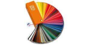 RAL K5 Colour Chart