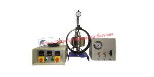 SSCC Temperature Pressure Vessels