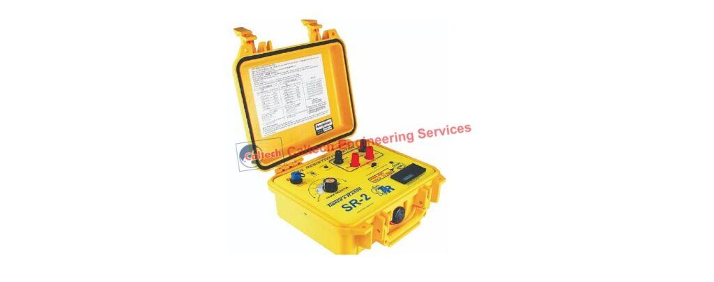 Soil Resistivity Meter SR-2