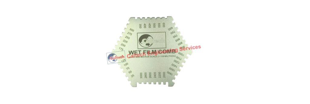 Wet Film Thickness Gauge Aluminum