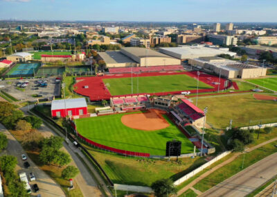 University of Houston – Softball Batting Cages