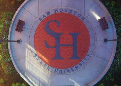SHSU – Presidential Walk