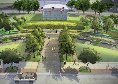 Harris County – El Franco Lee Service Plaza