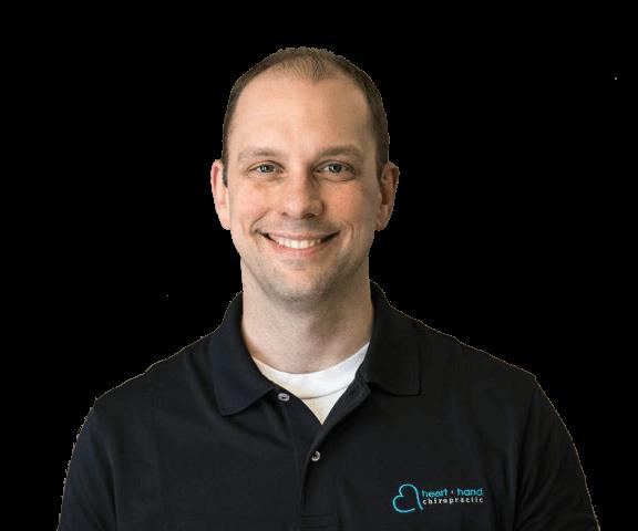 Dr. Ryan Pilsner; Heart & Hand Chiropractic
