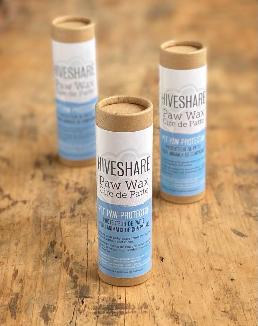 Hiveshare Paw Wax