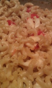 LobsterMacnCheese1 179x300 Daves Clean and Healthy Lobster Mac and Cheese