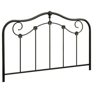 BED – QUEEN OR FULL SIZE / COFFEE HEADBOARD OR FOOTBOARD