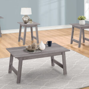 TABLE SET – 3PCS SET / GREY