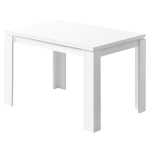 DINING TABLE – 32″X 48″ / WHITE