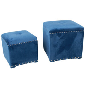 Upholstered Cubes