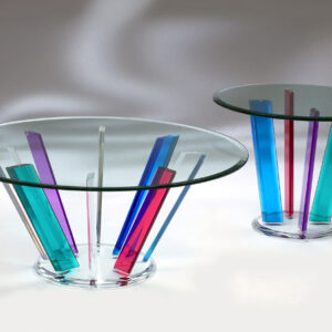 Colorful Cocktail Table