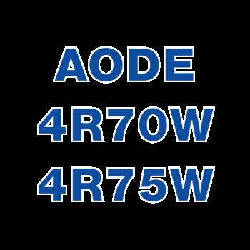 AODE / 4R70W / 4R70E / 4R75W 4R75E